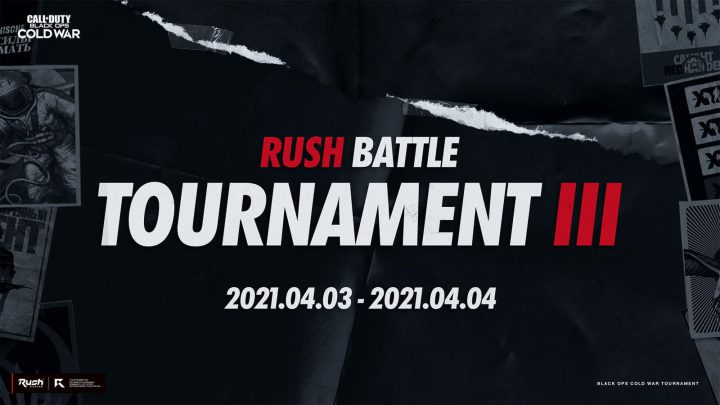 Rush Battle Tournament Ⅲ🥇サムネイル