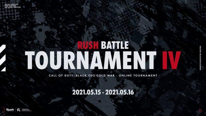 Rush Battle Tournament Ⅳ🥈サムネイル