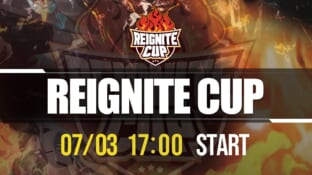 REIGNITE CUP 開催!サムネイル